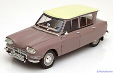 1:18 Norev Citroen Ami 6 1963 pink/creme