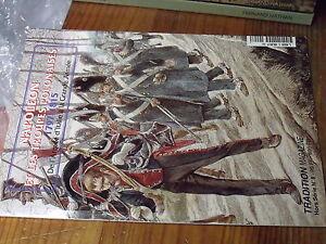 9µ? Revue Tradition Magazine Hors serie n°8 Napoleon & les troupes polonaises