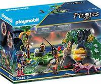Playmobil Pirate Island with Treasure Toy Children Ages 5+ Christmas Birthday