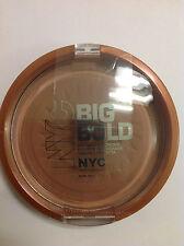 NYC Big Bold Bronzing Powder Compact #602 MetropoliTan .59 oz NEW .
