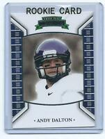 Andy Dalton 2011 Press Pass Legends Rookie Card #5