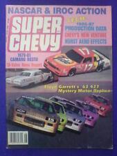 SUPER CHEVY - 86 87 PRODUCTION DATA - June 1988 v17 #6