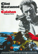Magnum Force Clint Eastwood cult movie poster print #6