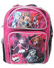 """Monster High Rosa """" - 12"""" Mochila-Con Licencia"""