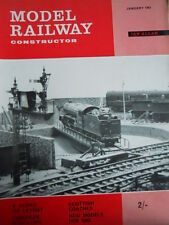 Model Railway Constructor 1 1963