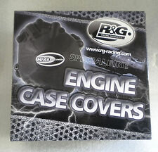 SUZUKI GSXR 1000 2005 > 2006 K5 KIT PROTEZIONE CARTER MOTORE R&G CRANK CASE