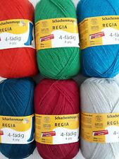 100g Regia Trend uni 4-fach Sockenwolle Sockengarn 4-fädig Strumpfgarn Wolle