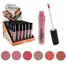 KLEANCOLOR Set of 6 Colors Madly Matte Lipgloss Set (LG1818) Long Lasting Finish