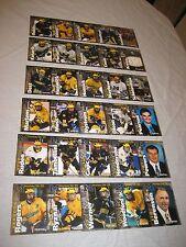 2004-05 Michigan Hockey Card Team Set of 30 Cards