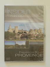 DVD Frankreichs Süden Provence Insider Frankreich Neu originalverpackt