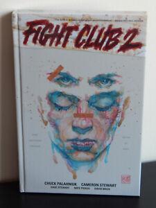 Fight Club 2 by Chuck Palahniuk (Hardcover, 2016) Dark Horse Comics