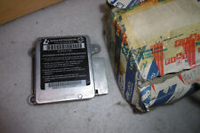 COD. 1319134080 CENTRALINA ELETTRONICA AIR-BAG FIAT DUCATO NUOVO ORIGINALE