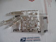 Chrome Bumper + Other Parts 1/24/25 scale for diorama (parts only) Package #1517