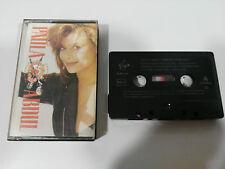 PAULA ABDUL FOREVER YOUR GIRL CINTA TAPE CASSETTE VIRGIN 1988 SPANISH EDITION