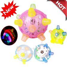 Jumping Activation Ball Light Flashing Bouncing Vibrati Kids Toy/Gift FREE SHIP