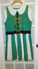 New Directions Women's Holiday Elf Dress - PL - NWT $56.00