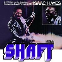 "ISAAC HAYES ""SHAFT"" CD SOUNDTRACK SPECIAL EDT NEW!"