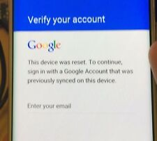 Remove Google account REMOTELY LG devices