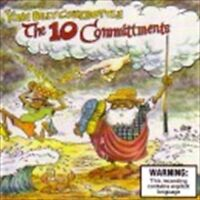 KING BILLY COKEBOTTLE The 10 Committments CD NEW Australian Comedy Commitments