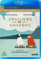 Swallows E Amazons - Anniversario Edizione Blu-Ray Nuovo (OPTBD2696)