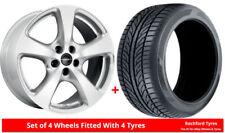 Passat Borbet Aluminium Wheels with Tyres