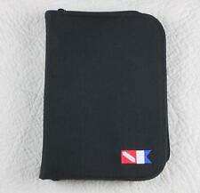 Trident Scuba Diver Dive Log Organizer Notebook Inserts NWOT 3 Ring Binder