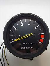 New Honda Marine Outboard 7000RPM Analog Tachometer Gauge Meter OEM NOS