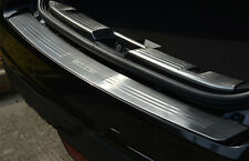 Stainless Steel Rear Bumper Protector Sill Plate Cover For Ford Edge 2011-2013