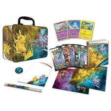 2017 POKEMON English Shining Legends Collector's Chest Tin Box SEALED!!