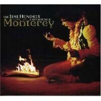 "JIMI HENDRIX ""LIVE AT MONTEREY"" CD 10 TRACKS NEU"
