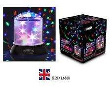 STAR LAMP PROJECTOR Baby Sensory Night Light Kaleidoscope Christmas Gift Box UK