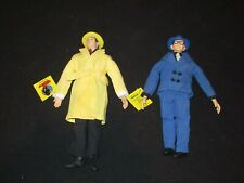 Dick Tracy & Itchy 10� Figures 1990 Doll Action Figure New w/ tags By Applause