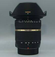 Tamron SP B001 AF10-24mm f/3.5-4.5 Di-II IF Lens for Pentax ((Mint++))