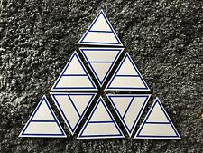Nine 30 Seconds to Mars Official Triad Stickers / Jared Leto