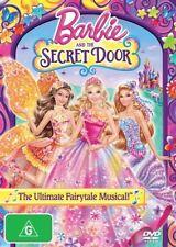 Barbie And The Secret Door (DVD, 2014) - VGC