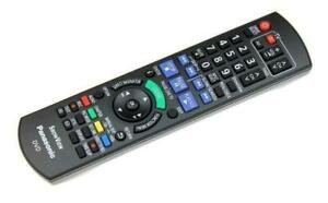 Panasonic N2QAYB000471 Fernbedienung für DMR-EX96C DMR-EX93C DMR-EX84C DMR-EX645