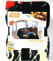 Jay Franco & Sons Star Wars Super Soft 62 In X 90 In Polyester Plush Blanket