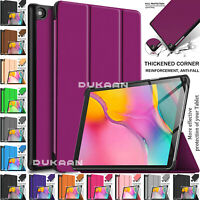 "Magnetic Leather Stand Smart Case Cover For Samsung Galaxy Tab A 10.1"" T510 T515"