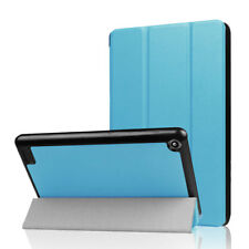 Shockproof Smart Leather Folio Case For Amazon Kindle Fire HD 10 2017 7th Gen