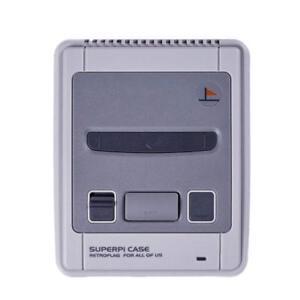 Retroflag SuperPI for Raspberry Pi 2/3/B+ Nintendo J Super Famicom Case Only