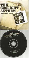 GASLIGHT ANTHEM American Slang / Queen Limited Bonus 2TRX PROMO CD single 2010