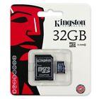 Kingston 8GB/16GB/32GB Micro SD Flash Memory Card SDC4 HC SDHC Class 4 TF