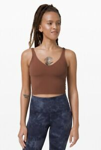 NWT Lululemon Align Tank Size 8 In Ancient Copper!!!