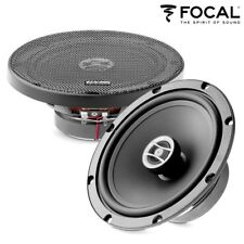 """Focal Auditor RCX-165 16.5cm 6.5"""" 2 Way Coaxial Car Audio Speakers - 120 Watts"""