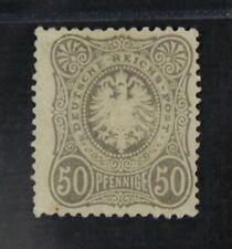 CKStamps: Germany Stamps Collection Scott#34 Mint H OG Spot Thin