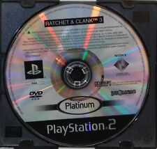 RATCHET  & CLANK 3 - PLAYSTATION 2 - PAL ESPAÑA - SOLO DVD