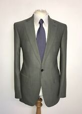 GIEVES & HAWKES - Mens Slim Fit TWEED WOOL SUIT - 40 Reg - W32 L31.5 - GORGEOUS