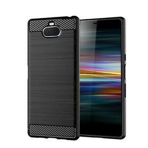 Slim Shockproof Bumper Case Cover For Sony Xperia 5 1 L1 L2 L3 XA1 XA2 XZ2 XA3
