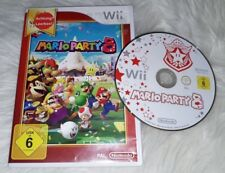 Nintendo Wii Spiel - Mario Party 8 - in OVP -