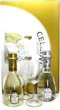 Le Cellini piccoline Geschenkpackung Grappa Cellini Oro 0,2l und Grappa Cellini